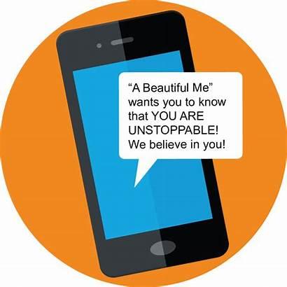 Positive Text Messages Message Words Karen Matter