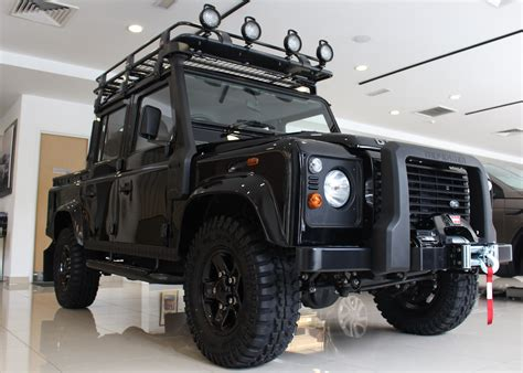land rover defender limited edition launched kensomuse
