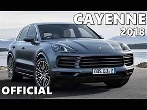 Nouveau Porsche Cayenne 2018 Prix : 2018 porsche cayenne official trailer youtube ~ Medecine-chirurgie-esthetiques.com Avis de Voitures