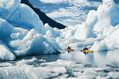 Kayaking In Patagonia Chile Knowmad Adventures