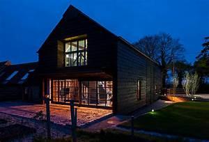 Derelict Barn Conversion into Modern Home