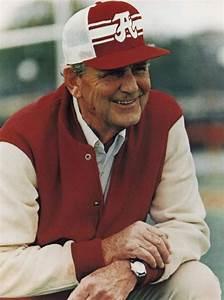 "Coach Paul ""Bear"" Bryant   Alabama & Auburn Traditions ..."