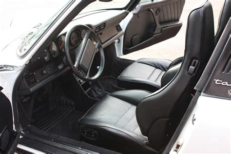 1986 porsche targa interior 1986 porsche 911 targa white with black interior