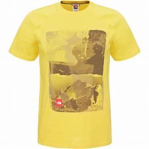 Tee Shirt Jaune Homme : the north face tentes sac de couchage duffel bag veste gore tex doudoune tee shirt gants ~ Melissatoandfro.com Idées de Décoration