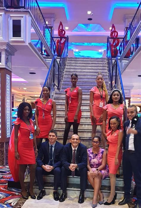 Sleepin hotel and casino is located in georgetown, guyana. #Sleepin Hotel opens Carnival Casino; granted license after 3rd application