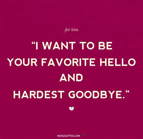 Quotes For Him Goodbye Quotes For Him Quotesgram