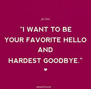 Goodbye Love Quotes For Him. QuotesGram