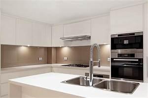 14 amazing kitchen interior design ideas for any home for Interior design kitchen splashbacks