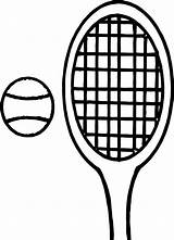 Tennis Coloring Crab Racket Pages Wecoloringpage Cool Sports Drawings Colouring Things Court sketch template
