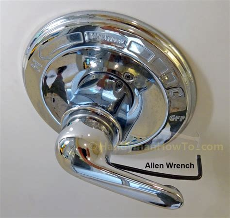 removing faucet from kitchen sink remove the shower handle set
