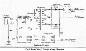 Wiring Diagram Powerwise 2 Ez Go Charger