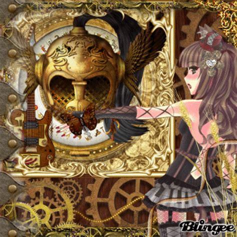 Steunk Anime Wallpaper - steunk anime