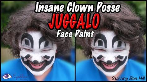 Backyard Posse by Clown Posse Juggalo Backyard Makeup Tutorial By
