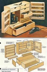 Schreiner Modellbau : dremel storage case plans workshop solutions projects tips and tricks ~ Buech-reservation.com Haus und Dekorationen