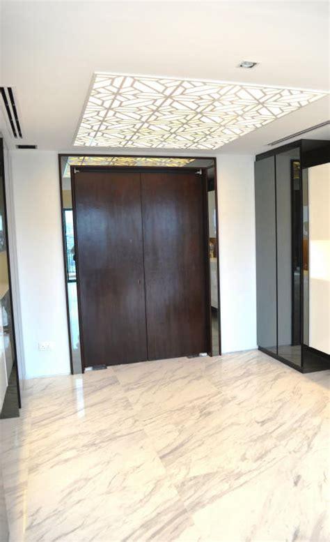 penthouse double storey modern oriental front foyer