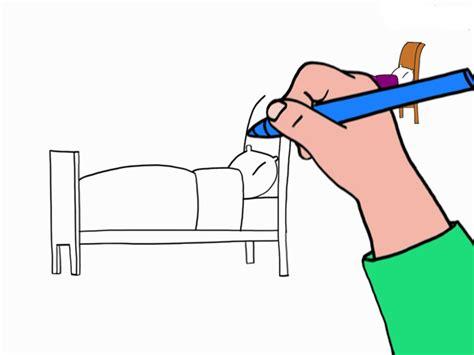 dessiner une chambre en 3d apprendre à dessiner un lit en 3 é