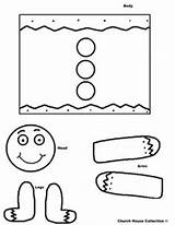 Gingerbread Toilet Roll Paper Template Bible Crafts Christmas Craft Church Sunday Tree Coloring Templates Printables Rolls Pages Cut Sundayschoolcrafts Print sketch template