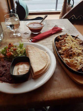 cuisine mexicaine fajitas restaurant fajitas dans avec cuisine mexicaine