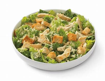 Caesar Chicken Grilled Salad Croutons Calories Noodles