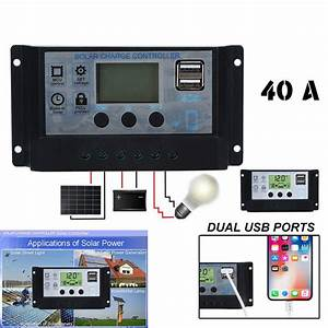 Lcd Pwm Charge Controller Cm2024 Manual