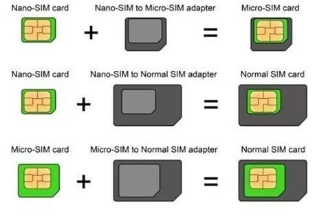 nano sim card sim card adapter nano micro standard by isyfix 4 in 1 import it all