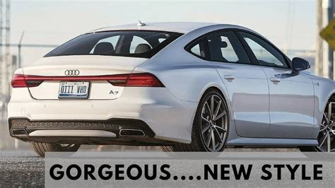 Audi A7 Picture by 2018 Audi A7 White Color Pictures