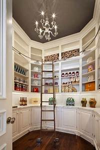 Walk In Pantry Design - Transitional - kitchen - The Stone
