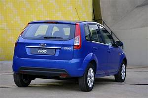 Ford Figo Gets Updated For 2013
