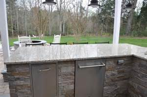 outdoor kitchen countertops ideas etikaprojects do it yourself project