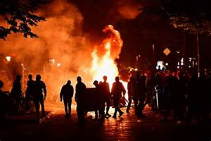 G20 summit 2017: Photos of 'Welcome to Hell' protests in ...