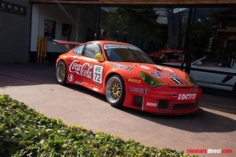 To comply with the fia regulations regarding the homologation of an fia gt3 car, porsche had to build a street version. Racecarsdirect.com - 2001 Porsche 996 GT3 RS
