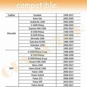 Gdsmotu 6x5 5 To 6x139 7 Hubcentric Wheel Spacers 1 5