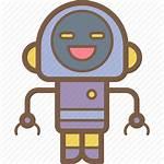 Robot Retro Avatar Avatars Icon Smashicons Iconfinder