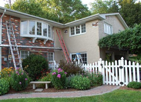 home dzine home improvement should i paint exterior face