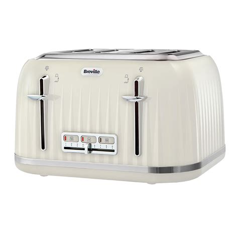 reviews of toasters breville impressions vtt702 4 slice toaster review