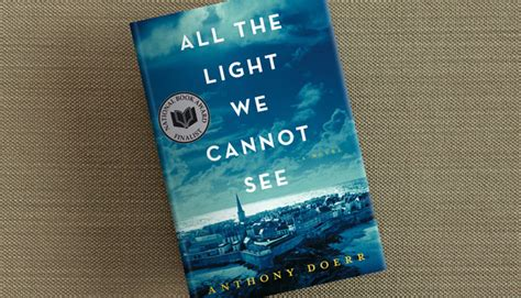 all the light we cannot see review all the light we cannot see a book review brown sugar