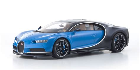 Has been added to your cart. Bugatti Chiron (closed) (blue / dark blue)