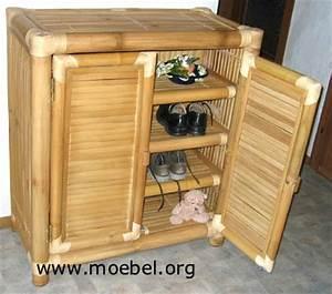 Kommode Für Schuhe : bambusm bel bambusschr nke kommoden nachtk stchen schr nke aus bambus ~ Frokenaadalensverden.com Haus und Dekorationen