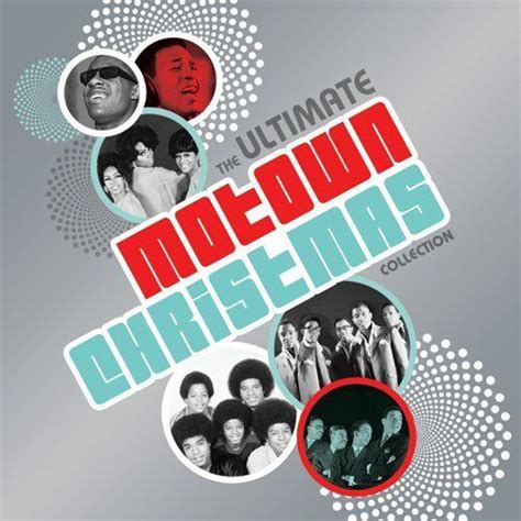 the ultimate motown christmas collection 40 essential