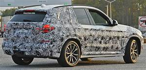 Bmw X3 G01 : spyshots g01 bmw x3 seen almost undisguised image 575738 ~ Dode.kayakingforconservation.com Idées de Décoration