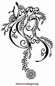 Virgo Tattoos and Designs| Page 11