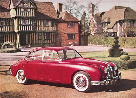 1960-68 Jaguar Mk2 brochure