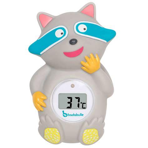 thermom 232 tre de bain digital badabulle b 233 b 233 fille gris kiabi 12 00