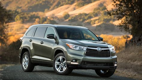 Best Hybrid Mpg by 2016 Toyota Highlander Hybrid Limited Drive Review With