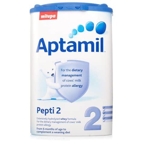 Aptamil Pepti 2 Milk Formula 900g Baby Feeding Chemist
