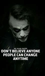 Villain Quotes Wallpapers In Phone - Quotes and Wallpaper E