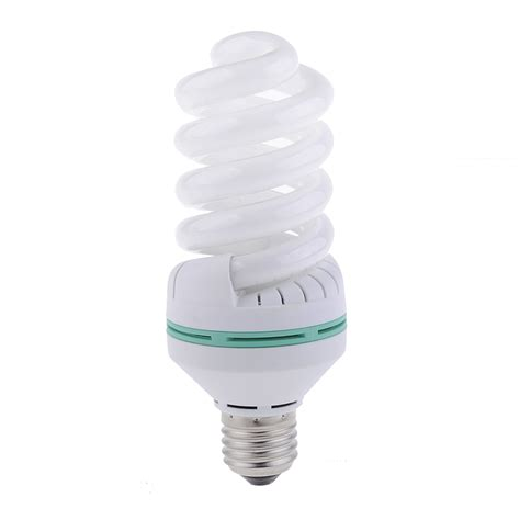 neewer cfl daylight balanced bulb with 5500k 36watt e27
