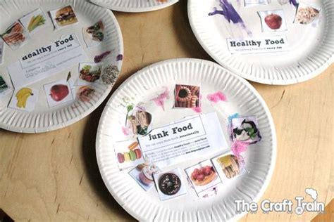 healthy eating printable activities  preschoolers