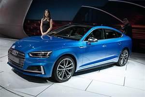 Audi A5 Sportback 2018 : 2018 audi a5 and s5 sportback are coming to america automobile magazine ~ Maxctalentgroup.com Avis de Voitures