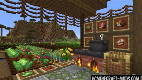 farmers delight cute farm mod minecraft   pc java mods